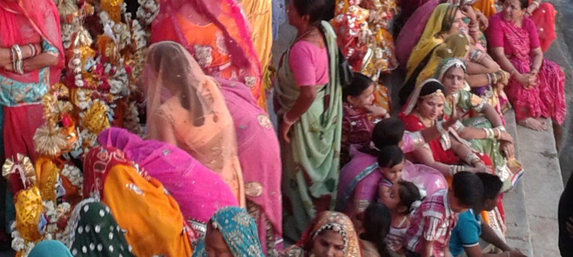 Conoce de qué color se visten en India cada día de la semana para ...